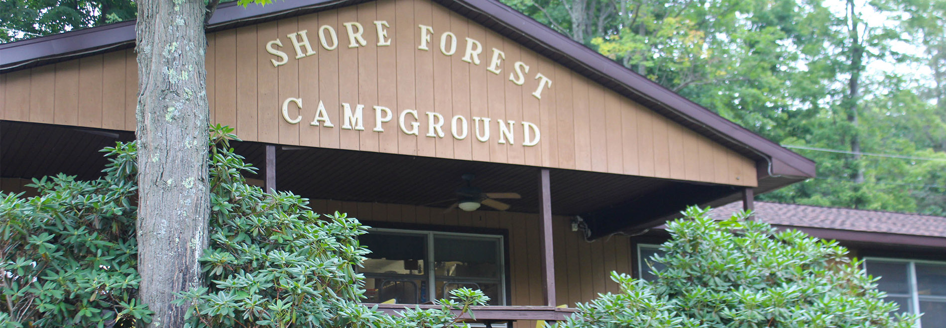 Shore Forest Campground